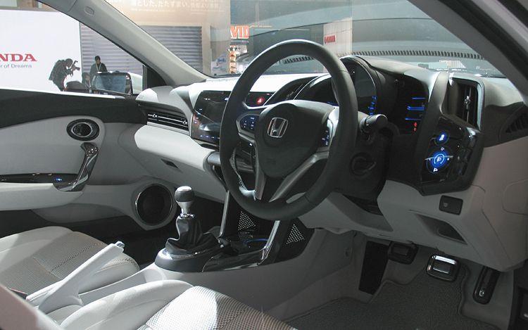 Honda CR Z Concept 2009