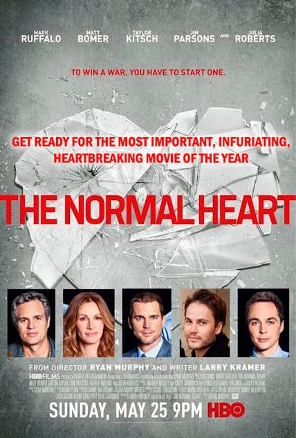 The Normal Heart (2014) 720p BRRip x264-Fastbet99