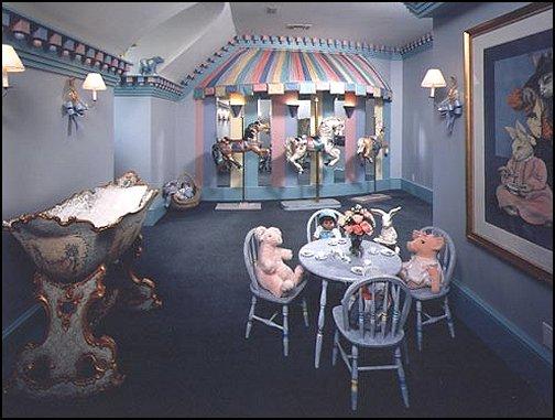 carousel theme bedroom decorating ideas and carousel horse theme decor