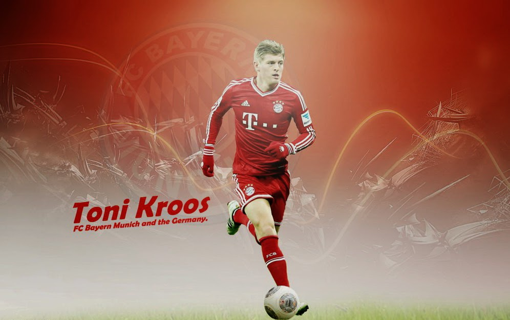 Toni Kroos Wallpaper 2014