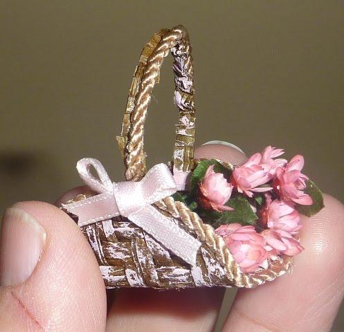Canastillas de flores - Almazuelas patrones gratis ...