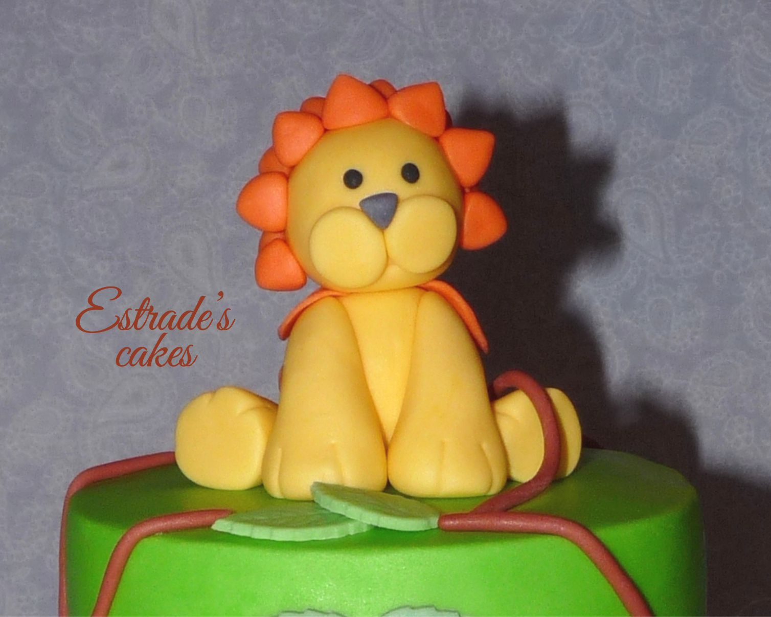 leon de fondant - 1