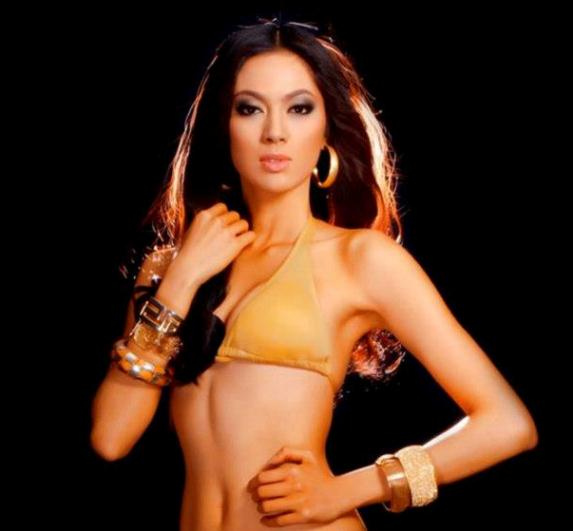 Ariella Arida Wins Miss Universe Philippines 2013
