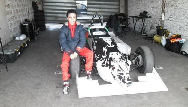 Kevin Felippo: de la Ferrari Academy a la Fórmula Renault