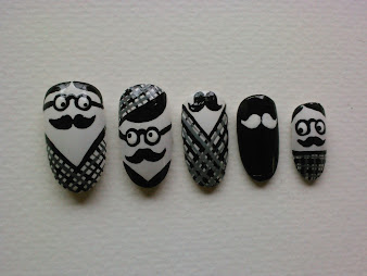 #21 Nail Art Design