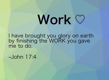 _ John 17:4