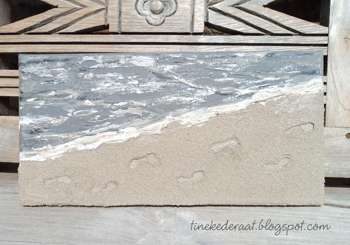 gedicht voetstappen in het zand engels