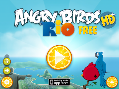 Download Angry Birds Rio for PC Completely Free
