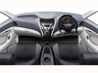 Hyundai Eon Luxury Interiors