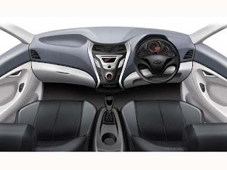 Hyundai Eon Luxury Interiors