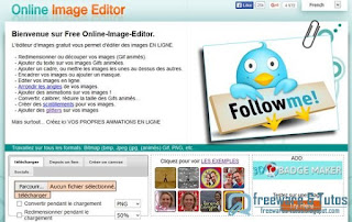 Free online photo editor en collage