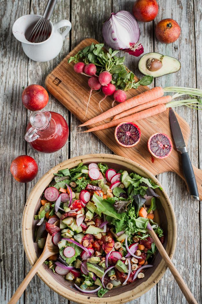 chop-salad-citrus-vinaigrette