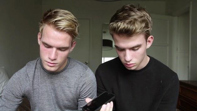 Youtube: Gêmeos assumem ser gays para o pai em vídeo emocionante