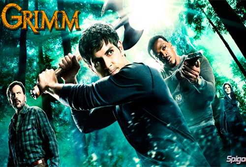 Grimm - Complete Season 1 - BluRay