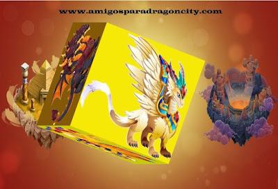 imagen de cubos de dragon city