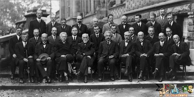 Os maiores cientistas do século XX