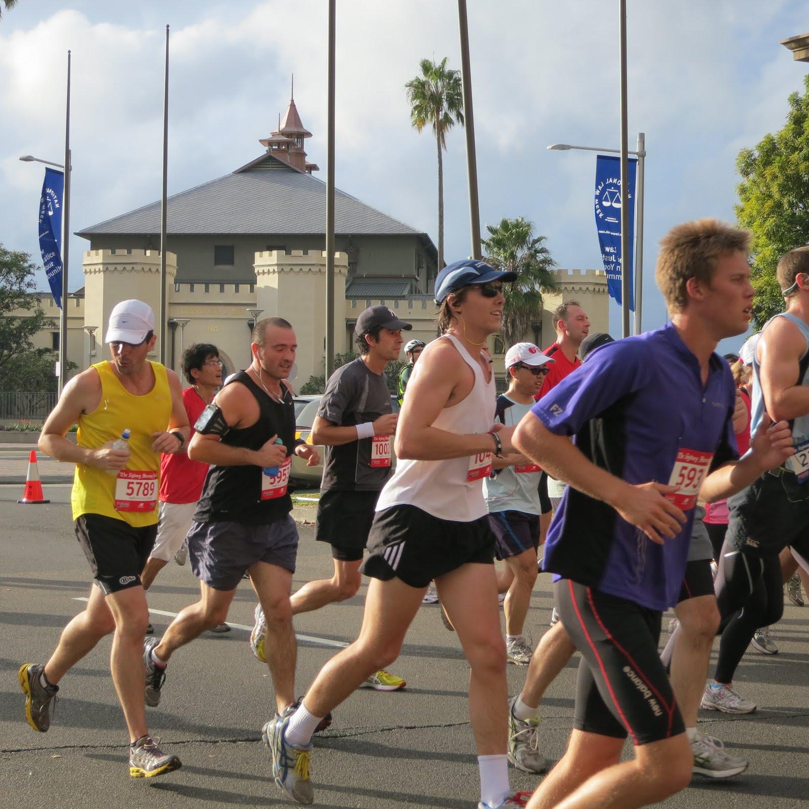 how to organise a fun run in australia