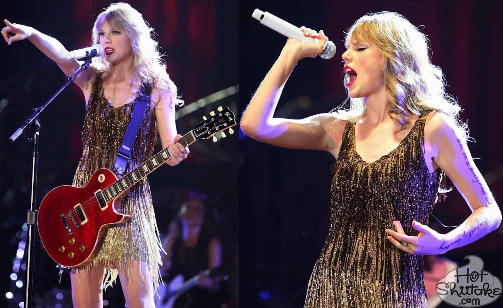 Taylor Swift Speak Now Tour Australia