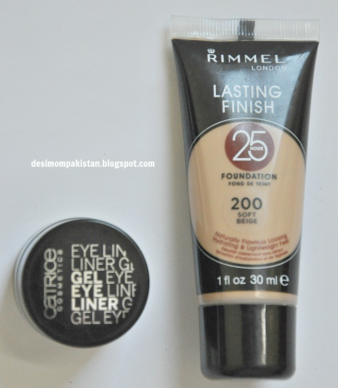 RIMMEL LASTING FINISH 25 HOUR FOUNDATION PKR