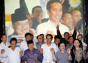 President-Elect Jokowi Calls on Public to Pick Cabinet