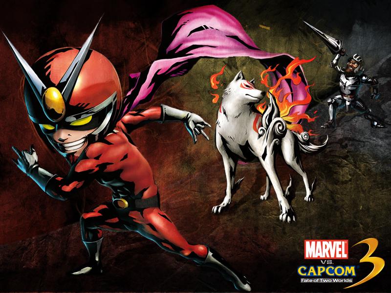 Amaterasu (Marvel Vs. Capcom)