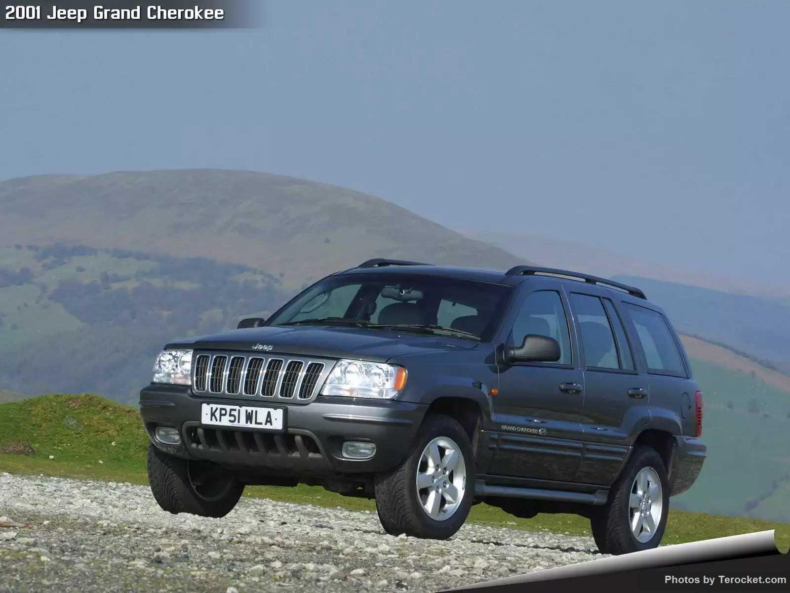 Hình ảnh xe ô tô Jeep Grand Cherokee UK Version 2001 & nội ngoại thất