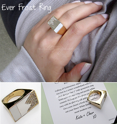 jewelmint ever frost ring