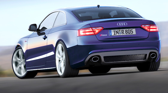 audi rs5 wallpaper. Audi is back with