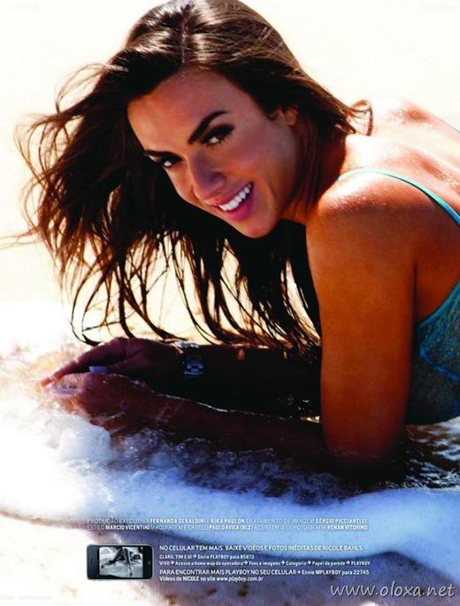 Nicole Bahls Playboy