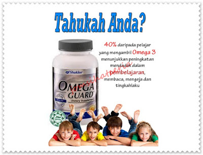 Omega Guard, Testimoni Omega, Testimoni, Produk SHAKLEE, Pengedar Shaklee Kuantan, Independent SHAKLEE Distributor, Info, Kongsi,