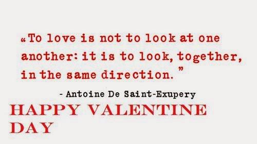Romantic Valentine's Day Love Quotes 2015