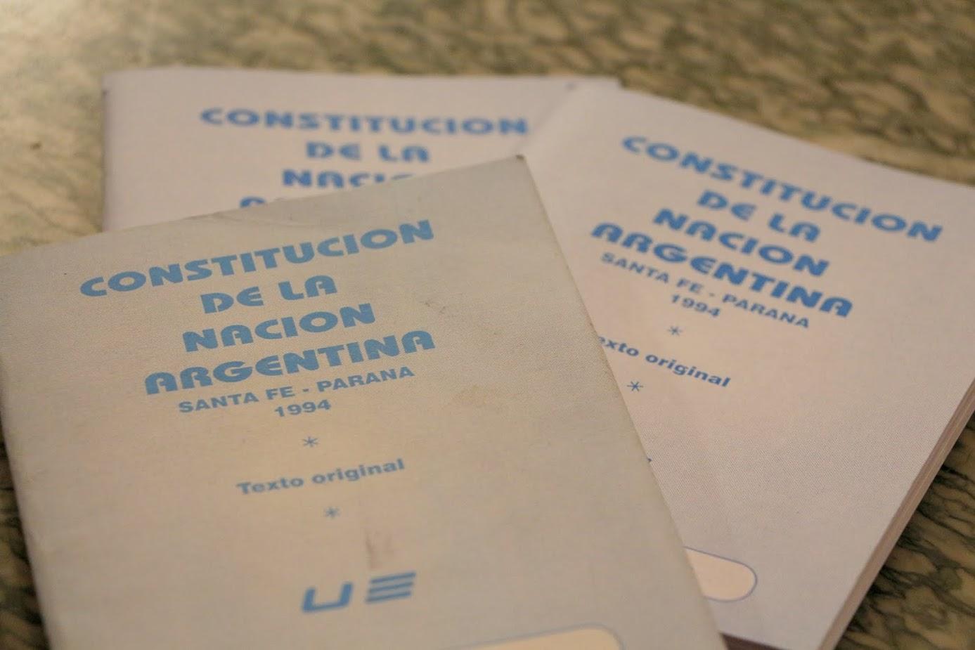 7º - LEALTAD A LA CONSTITUCIÓN - 2017