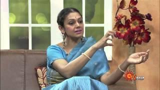 Virundhinar Pakkam – Actress Shobana – Sun TV Show 28-08-2013
