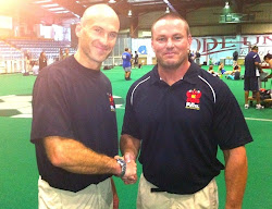 Coach Mills with Pavel Tsatsouline
