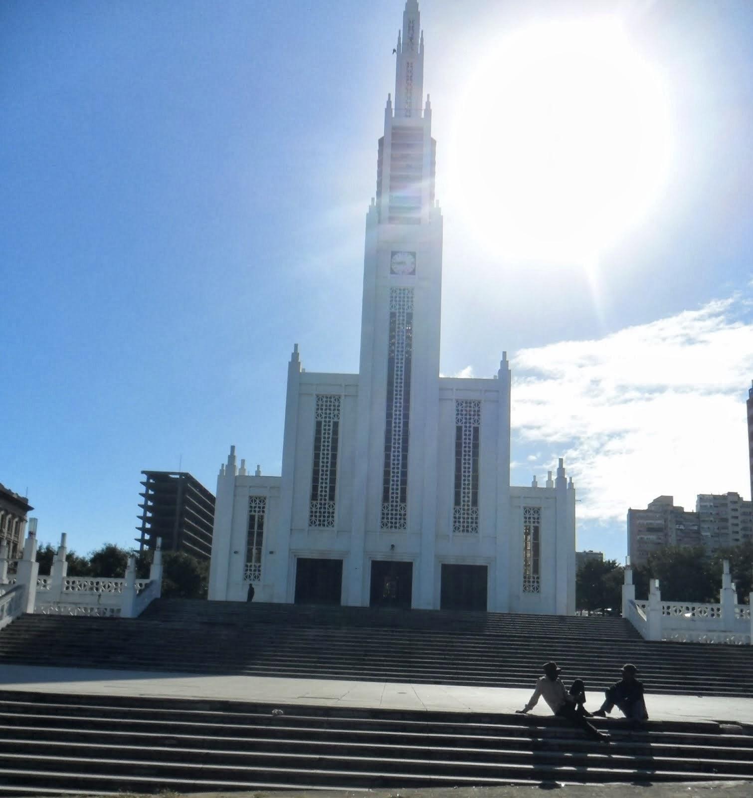 Catedral em Maputo