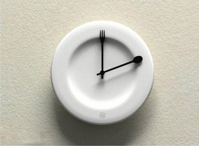 Fresh Pics: 28 Unusual And Creative Clocks