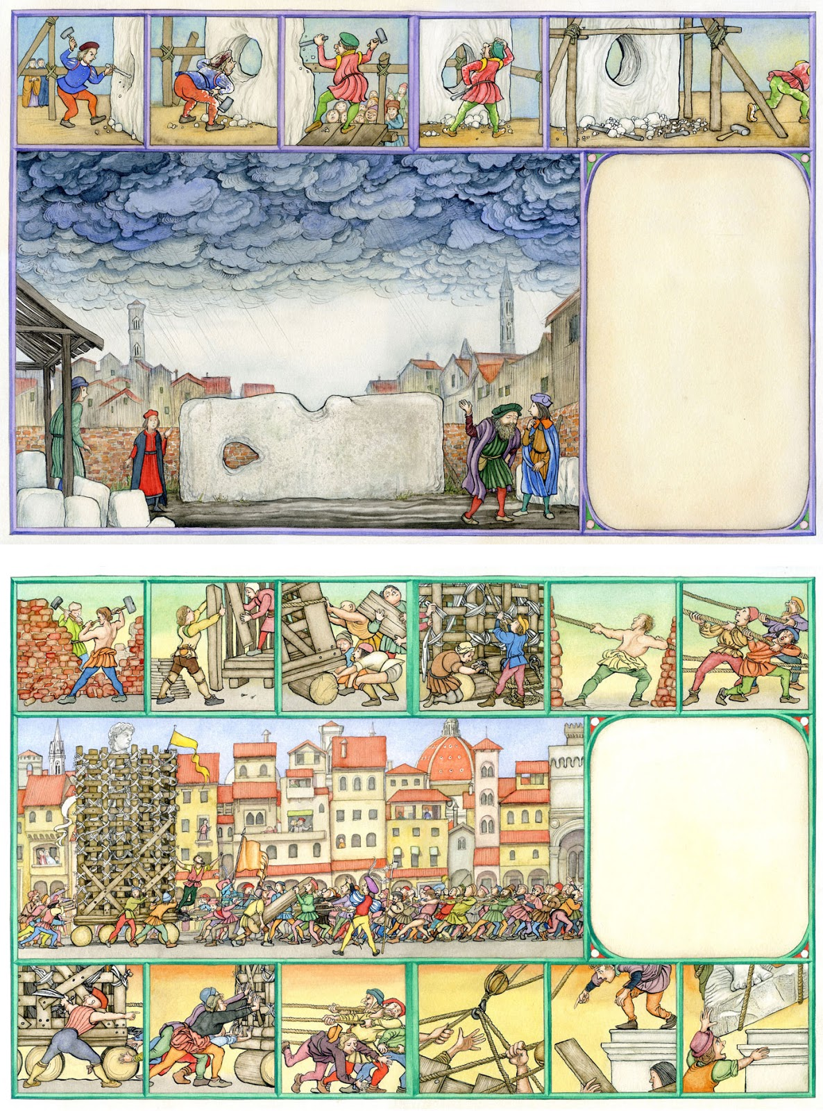 Picture Book Basics - Sketches and Layout