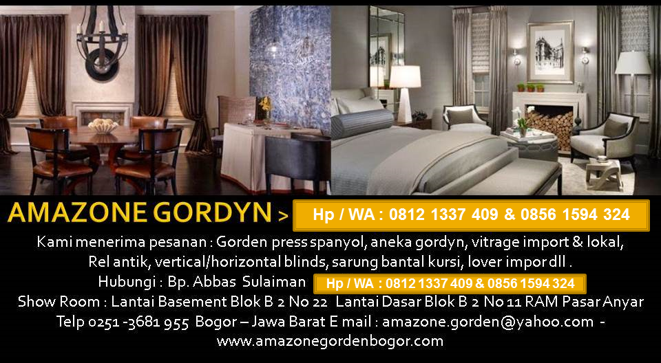 AMAZONE GORDEN BOGOR- Hp 08561594324 - Gorden, Rumah Minimalis, Murah, Model, Terbaru, Jendela,
