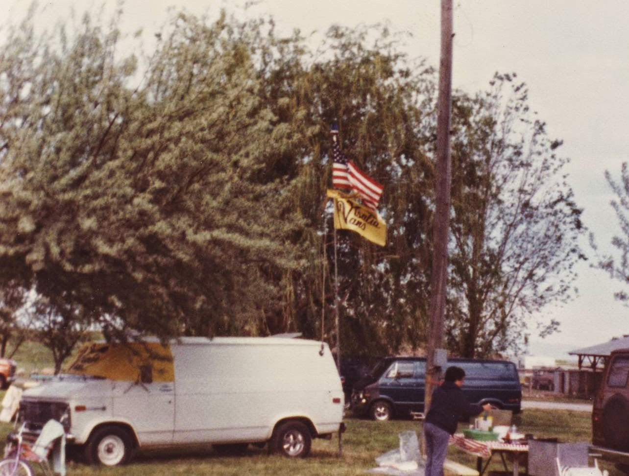 Northern california van council throwback thursday 1978 for California chiude l utah