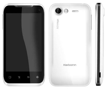 Karbonn A9 plus dual SIM smart phone comes with 4 inch display, Android 4.0 and 1.2 GHz dual-core processor for Rs. 9290