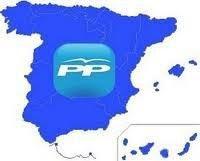 España azul