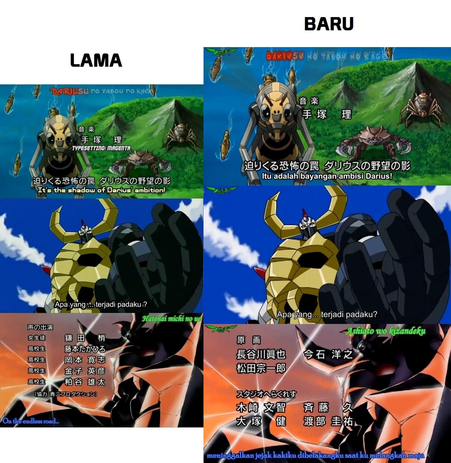 Anime Zoids Genesis Sub Indo