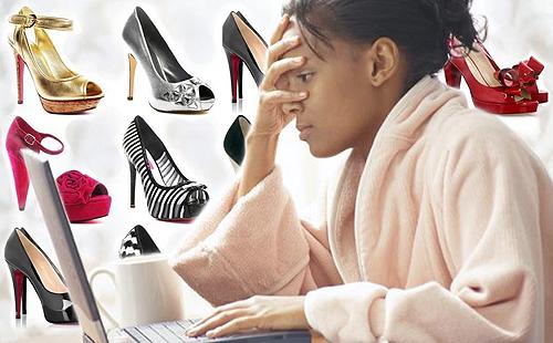 Tips Memilih Sepatu Wanita