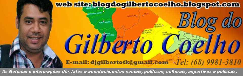 Blog do Gilberto Coelho