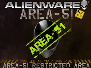 Alienware Wallpaper Area