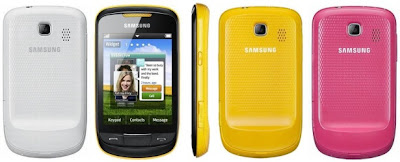 best Samsung S3850 Corby II Mobile Phone Review