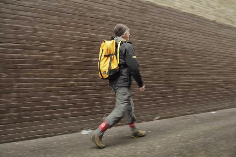 Go Kin packs generates energy from your walk