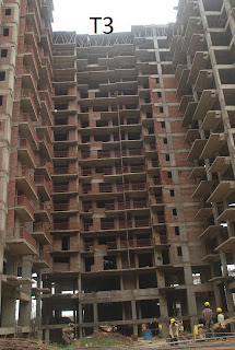 Amrapali La Residentia :: Construction Update t3