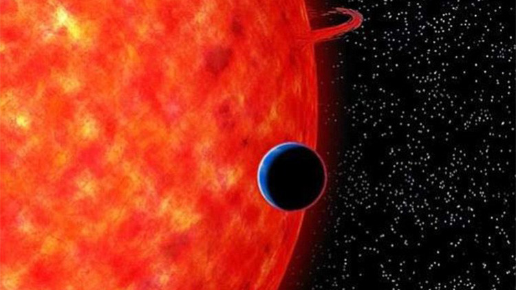 Astrónomos descubren un planeta similar a la Tierra