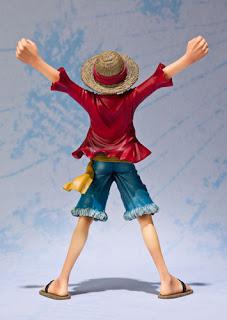 Figuarts ZERO One Piece Monkey D. Luffy New World Edition Ver.